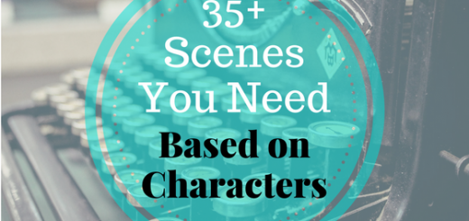35+ scenes you need based on characters