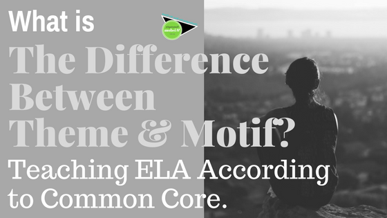 The Difference Between Motif And Theme 8052609 Ejobnetinfo