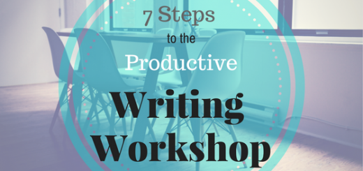 7 steps to the productive writing workshop share read mark the text conversation Socratic discussion