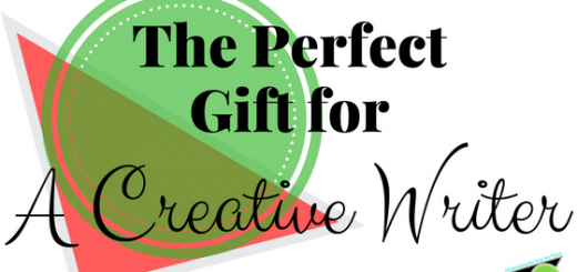 The perfect gift for a creative writers
