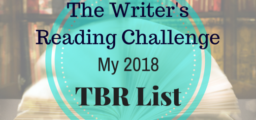 writers reading challenge my 2018 to be read list