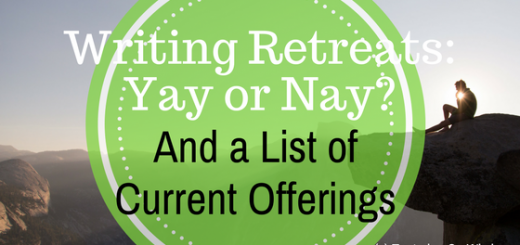 writing retreats good or bad benefits detriments current retreat offerings