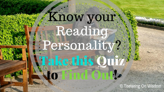 reading personality quizzes