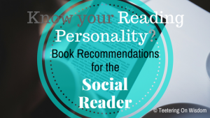 reading personality book recommendations social reader