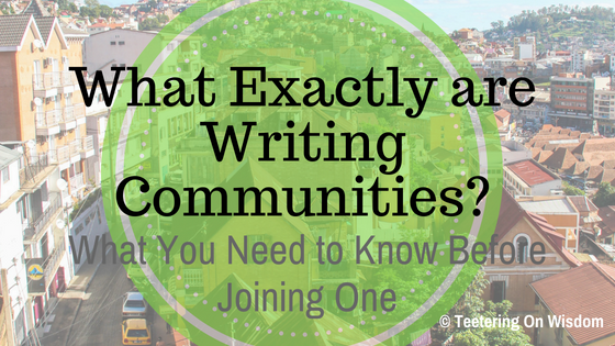 what are writing communities everything you need to know before joining one