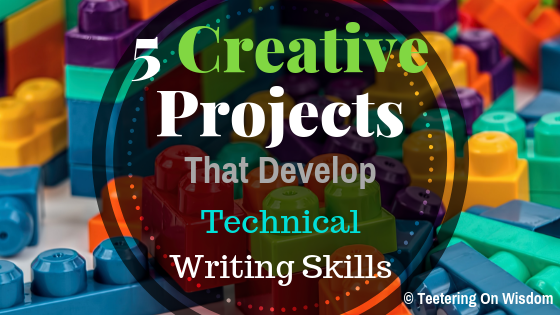 5 creative projects products writing assignments that develop technical writing skills common core standards