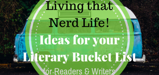 Nerd life ideas for literary bucket list yolo