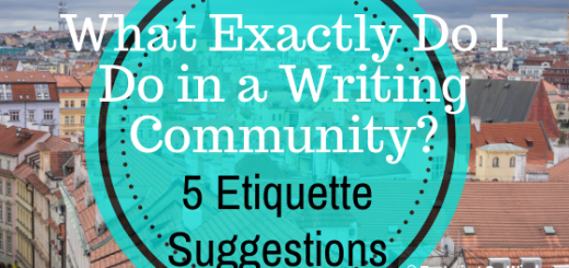 writing community rules guidelines etiquette suggestions