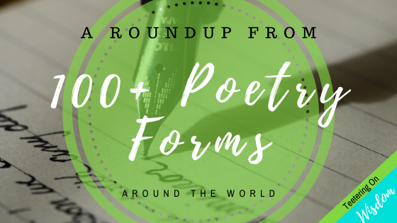 poetry forms blog featured design pen writing in background